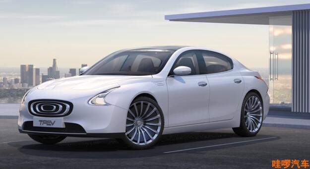 Thunder Power 新能源电动轿车将面世