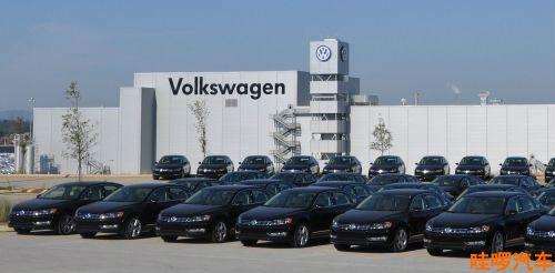 大众汽车将电动汽车电池采购合同规模扩大达3052亿元